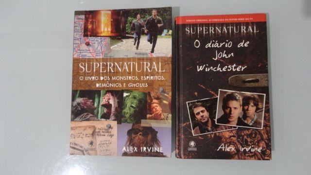 Supernatural - 2 Livros