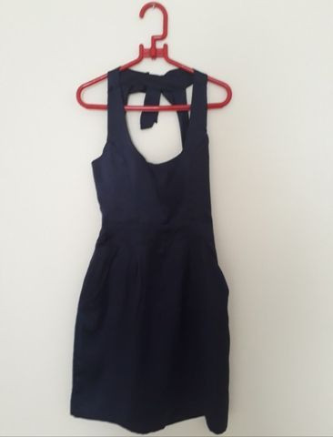 Vestido Liritty Original em Cetim - Tamanho G - Como Novo - Foto 2