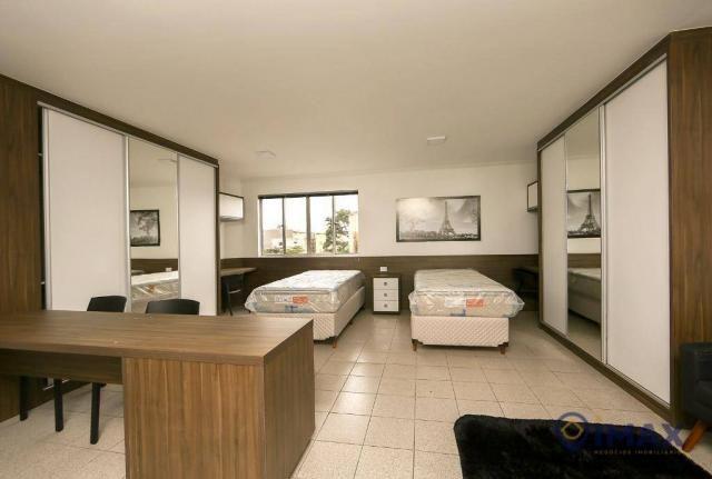 Apartamento com 1 dormitório para alugar, 45 m² por R$ 1.500,00/mês - Centro - Foz do Igua - Foto 13