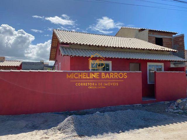 Casas lindas em Unamar/ Cabo Frio- Feirão de casas Micheline Barros. - Foto 11