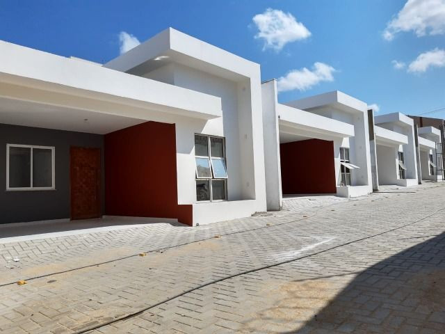 Vende- se Residencial Milenium Casas modernas de 2 e 3 quartos