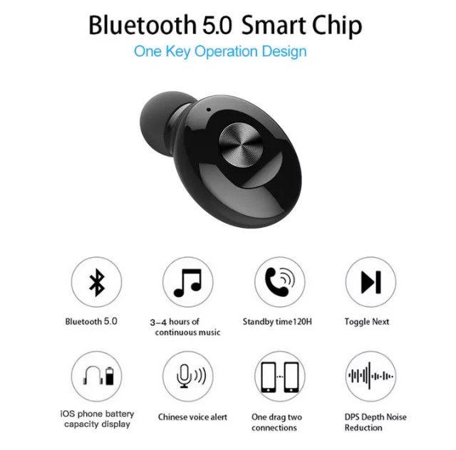 Fone Bluetooth - Foto 5