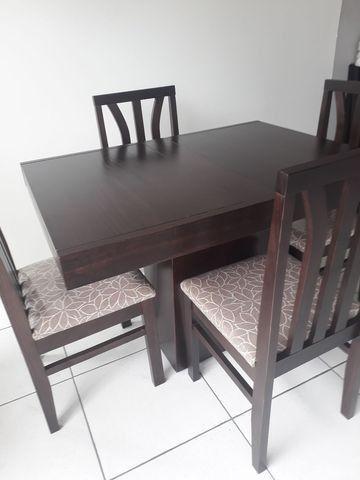 Mesas elástica madeira maciça - Foto 3