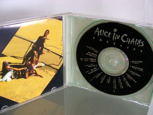 CD Alice in Chain Importado Facelift - Foto 3