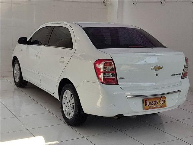 Chevrolet Cobalt 1.8 LTZ 8V Flex Automatico 2013 - Entrada a partir de ZERO - Foto 4