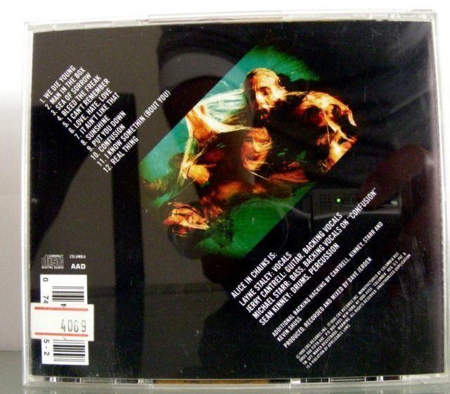 CD Alice in Chain Importado Facelift - Foto 2