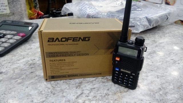 Rádio Baofeng Digital Ht Dual Band Uhf Vhf Uv-5r Ptt