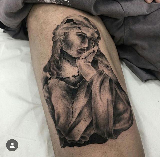 Tattoo - venda ou troca