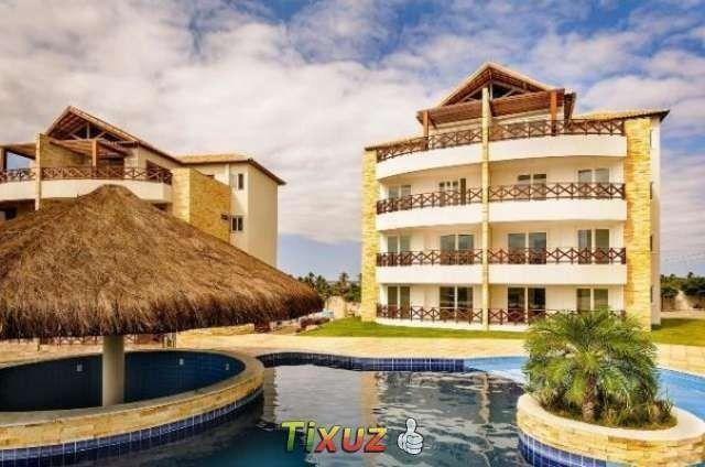 Vende- se excelente apartamento todo mobiliado em Tibau - Foto 17