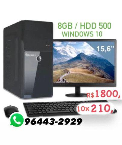 Computadores Apartir R$ 850,00 - Foto 2