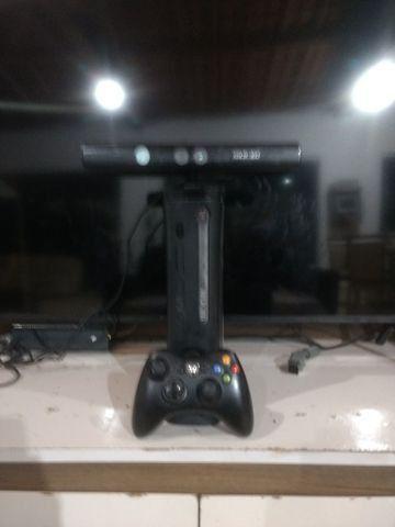 Xbox 360 único dono - Foto 3