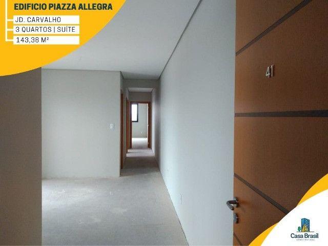 Apartamento para a locação em Ponta Grossa - Jd. Carvalho - Foto 10