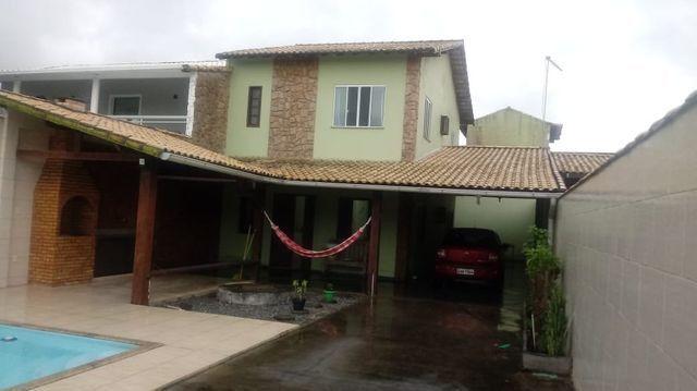 Mm Casa Lindíssima com piscina e área gourmet, na quadra da praia! - Foto 3