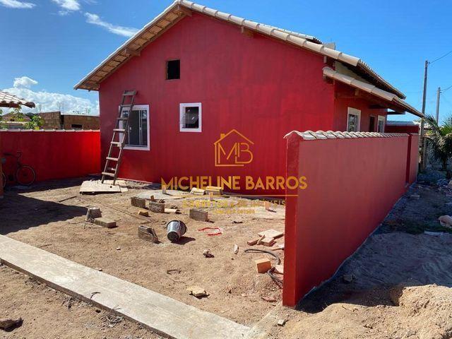 Casas lindas em Unamar/ Cabo Frio- Feirão de casas Micheline Barros. - Foto 10