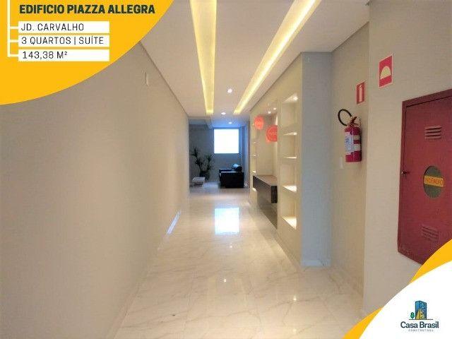 Apartamento para a locação em Ponta Grossa - Jd. Carvalho - Foto 2