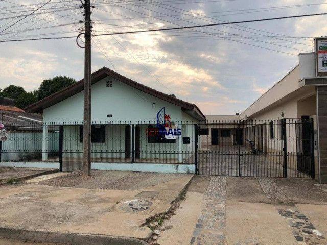 Casa para alugar por R$ 850/mês - Nova Brasília - Ji-Paraná/Rondônia