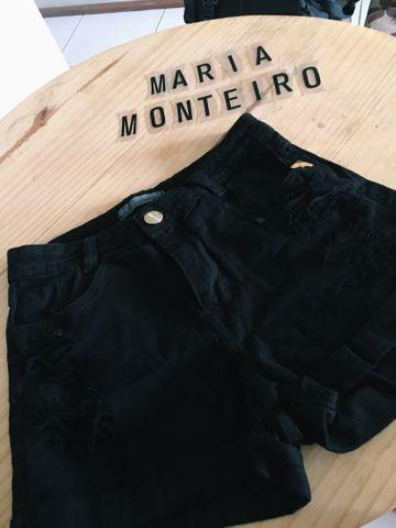 Shorts e saia - Foto 4