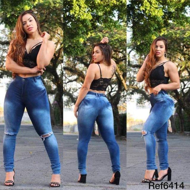 Jeans Top Atacado - Foto 2