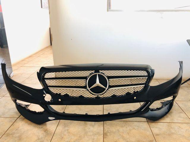 Pára-choque Mercedes c180 com grade Novo!