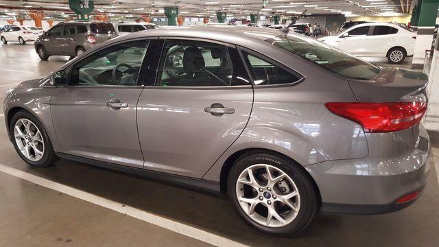 Focus SE 2.0 Sedan 2019 Automático Cinza