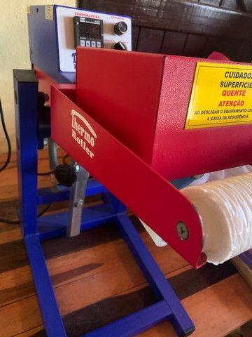 Máquina Transfer Giro da Thermo Roller
