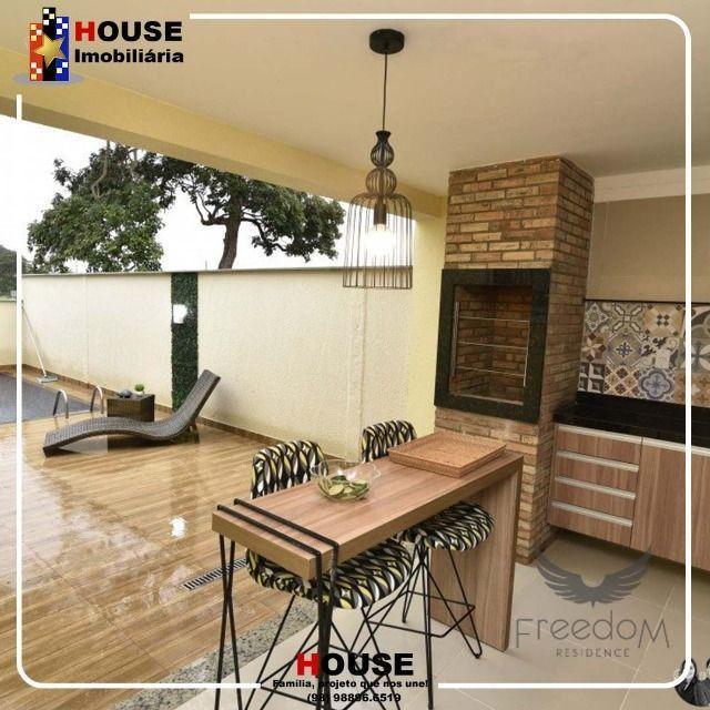 Freedom Residence, Mega Oferta House, casas de 3 quartos - Foto 3