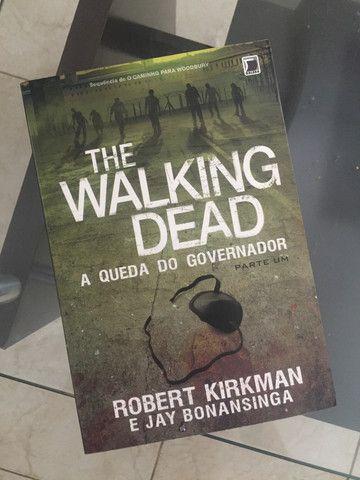 Livro The Walking Dead- A Queda do Governador