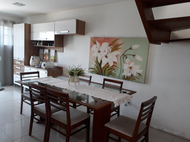 Alugo bela casa mobiliada - Foto 15