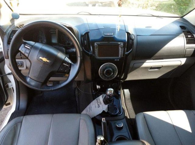 Chevrolet s10 2.5 4×4 LTZ - Foto 7