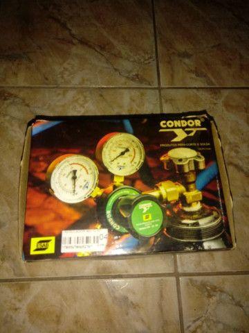 Regulador de pressão novo   100 reais - Foto 2