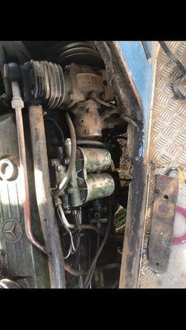 Motor 366 turbinado interculado do 1620
