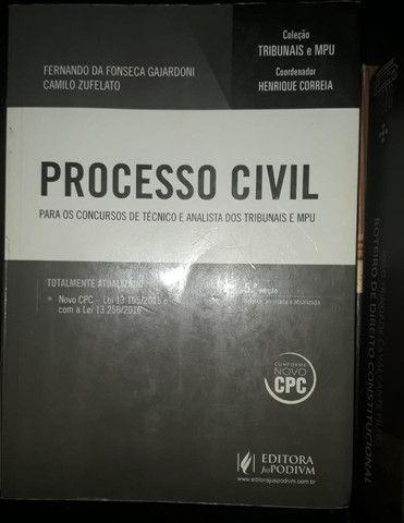 Livros de Constitucional, Administrativo e Inglês - Foto 5