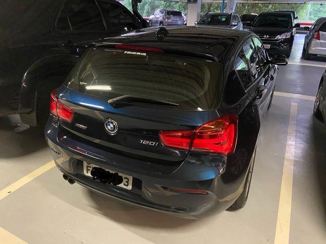 BMW 120i Azul - Foto 2