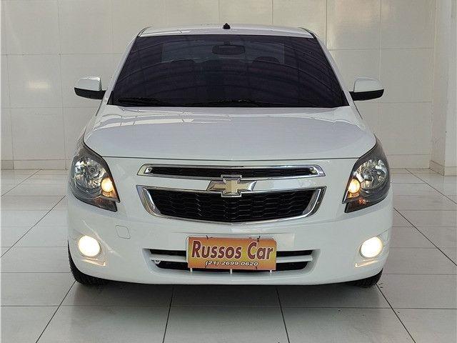 Chevrolet Cobalt 1.8 LTZ 8V Flex Automatico 2013 - Entrada a partir de ZERO - Foto 2