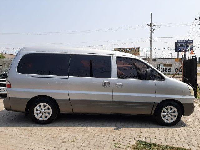 Hyundai h1 strarex - 2004 * financia 100%* besta, van, utilitario, saveiro, master - Foto 4