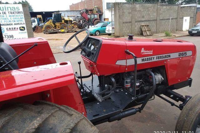 Trator 265 Massey Ferguson - 06/06 1029 - Foto 2