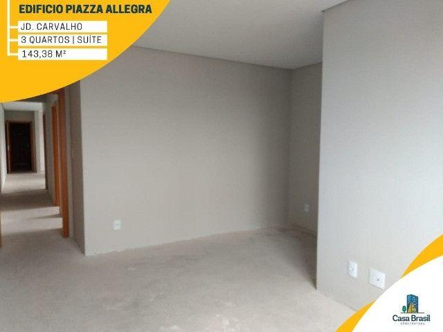 Apartamento para a locação em Ponta Grossa - Jd. Carvalho - Foto 8