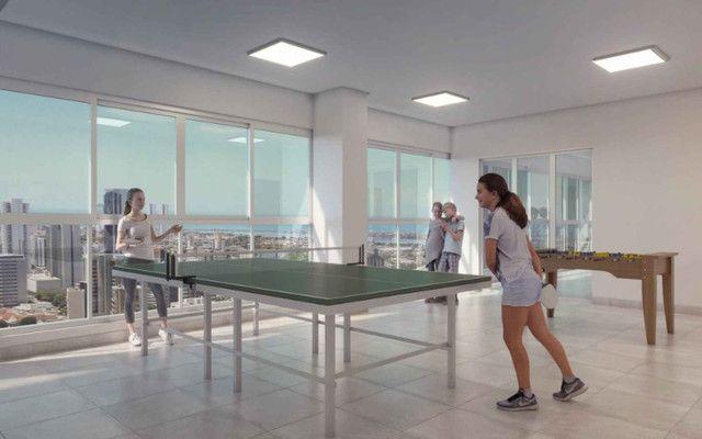 Apartamento na planta 3 quartos 67m 1 suite na ilha do retiro nascente lazer completo - Foto 8