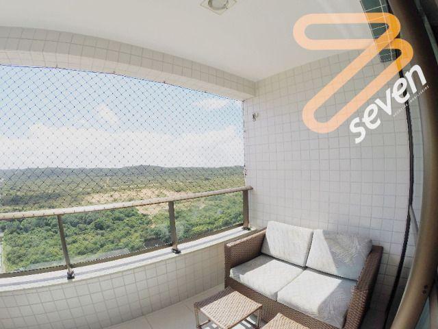 Bossa Nova - Capim Macio - 16º andar - 125m² - 2 vagas - Foto 6