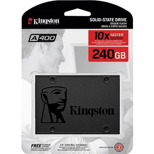 Ssd 240GB lacrado Kingston !!