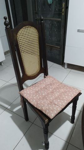 Mesa em madeira maciça - Foto 6