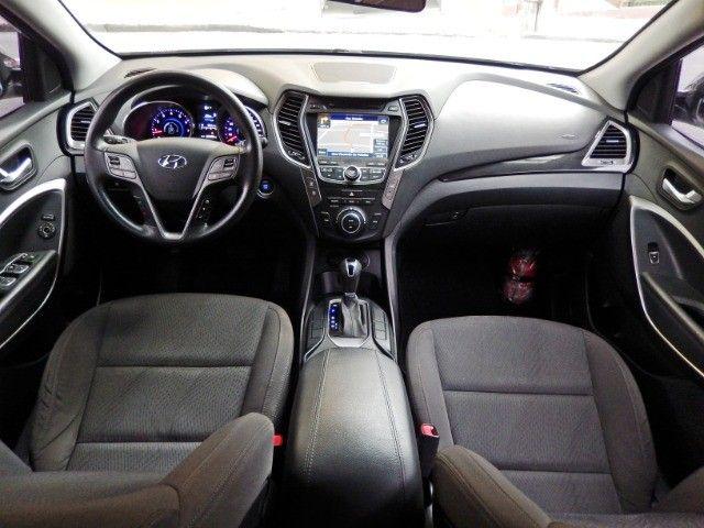 Hyundai Santa Fe 3.3 V6 2014 Excelente Estado - Foto 5
