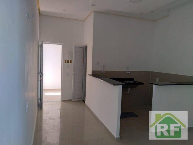 Kitnet com 2 dormitórios para alugar, 32 m² por R$ 600,00/mês - Itararé - Teresina/PI - Foto 4