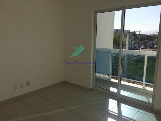 Apartamento para Locação em Rio das Ostras, Recreio, 3 dormitórios, 1 suíte, 2 banheiros,  - Foto 11