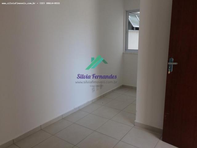 Apartamento para Locação em Rio das Ostras, Recreio, 3 dormitórios, 1 suíte, 2 banheiros,  - Foto 8