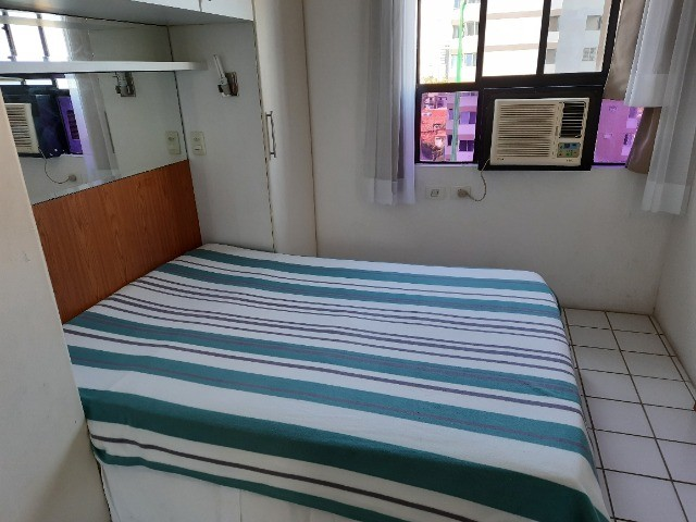 Flat na praia para temporada, quarto e sala, em Jaboatão, região Metropolitana de Recife - Foto 3