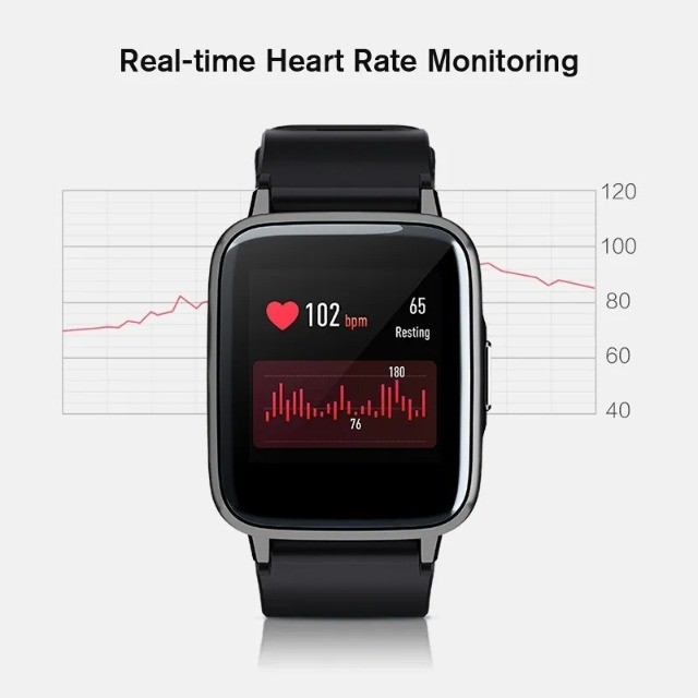 Smartwatch Haylou Smart Watch LS02 - Loja Natan Abreu  - Foto 3
