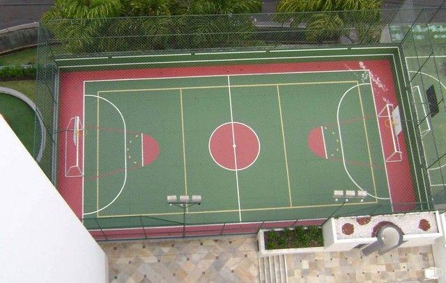 Apartamento para aluguel com 174 metros quadrados com 4 quartos em Candeal - Salvador - BA - Foto 15