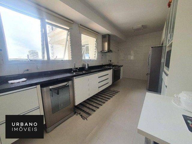 Apartamento com 4 dormitórios para alugar, 226 m² por R$ 25.000,00/mês - Vila Nova Conceiç - Foto 6