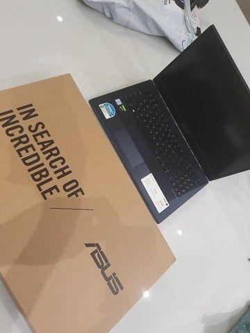 Notebook Gamer/Pro Asus x571GT / FHD 120 Hz / GTX 1650 4GB / I5  / SSD 256 + 1tb HD  - Foto 2